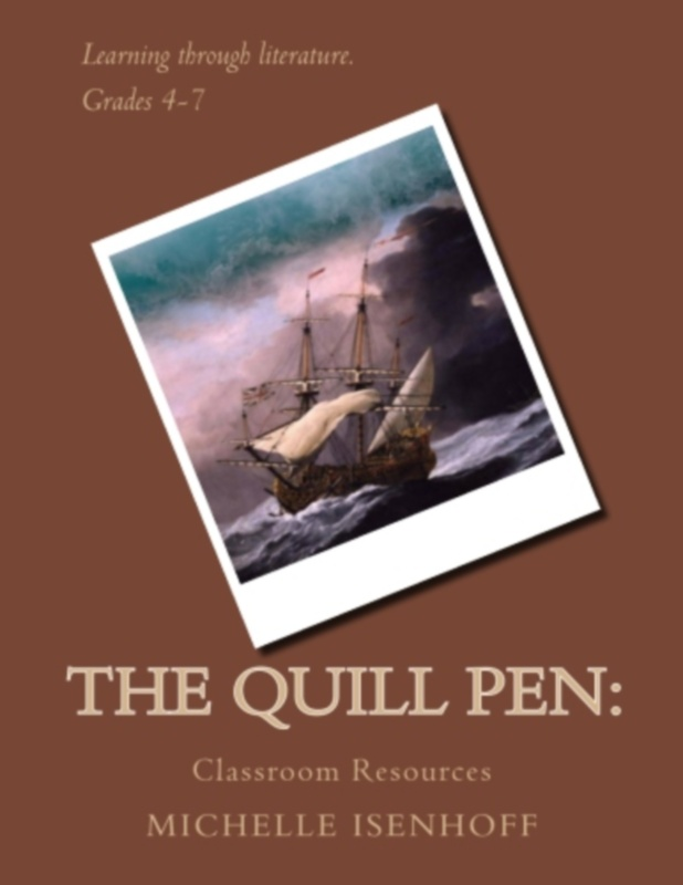quill pen classroom resources