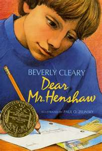 dear mr henshaw book review