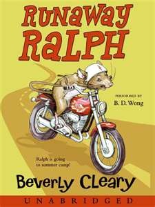 mouse and the motorcycle book report Listen to the mouse and the motorcycle by beverly cleary with rakuten kobo   book 2 ralph s mouse audiobook by beverly cleary,bd wong book 3.