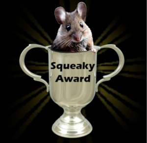 Squeaky Award 2