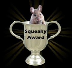 Squeaky Award