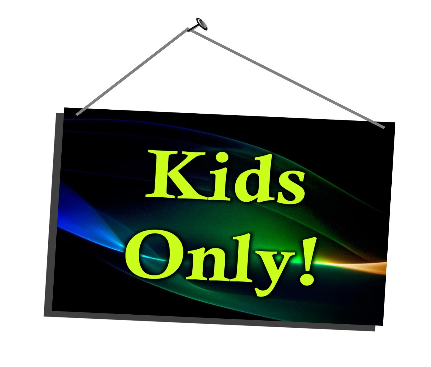 Kids Only!