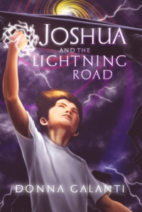 joshua and the lightning road